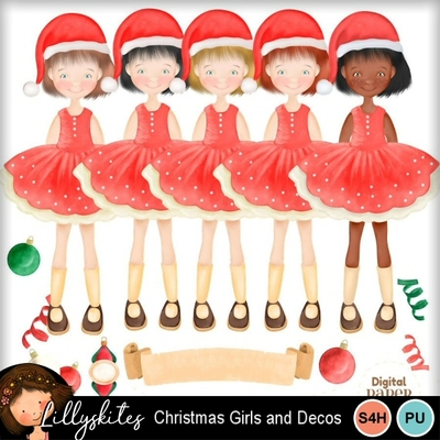 Christmas_girls