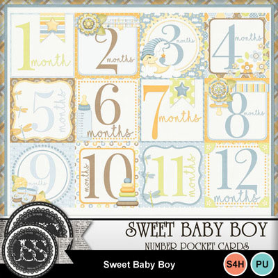 Sweet_baby_boy_number_cards