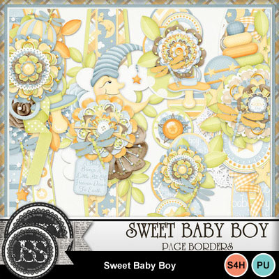 Sweet_baby_boy_page_borders