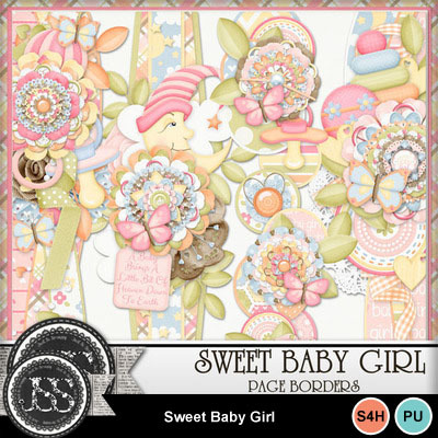 Sweet_baby_girl_page_borders