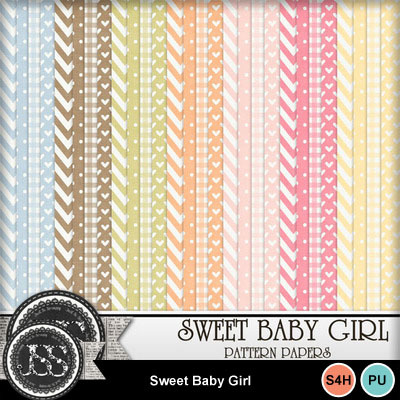 Sweet_baby_girl_pattern_papers