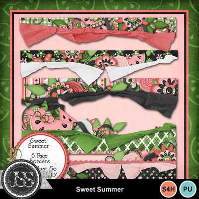 Sweet_summer_page_borders