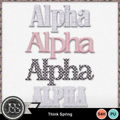 Think_spring_alphabets
