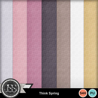 Think_spring_embossed_papers