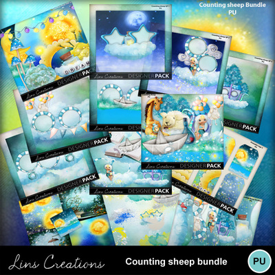 Countingsheepbundle
