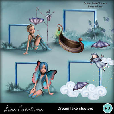 Dreamlakeclusters