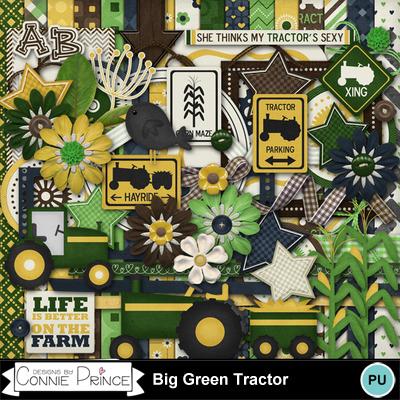 Big_grren_tractor_combo