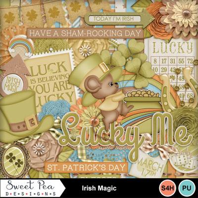 Spd-irish-magic-kit