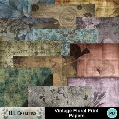 Vintage_floral_print_papers-01