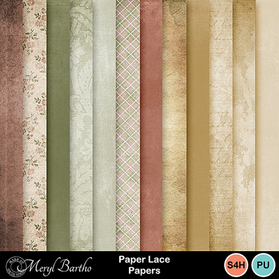 Paperlace_papers
