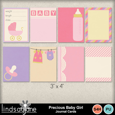 Preciousbabygirl_journalcards_01