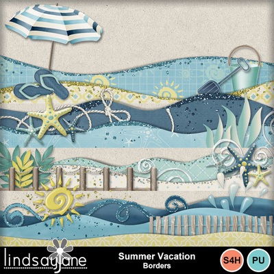Summer_vacation_borders1