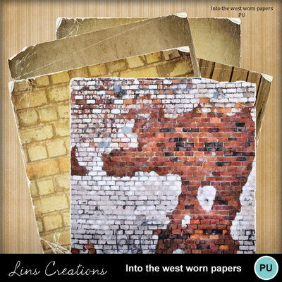 Intothewestwornpapers