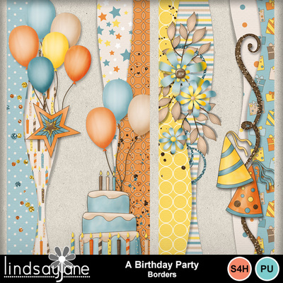 A_birthday_party_borders1