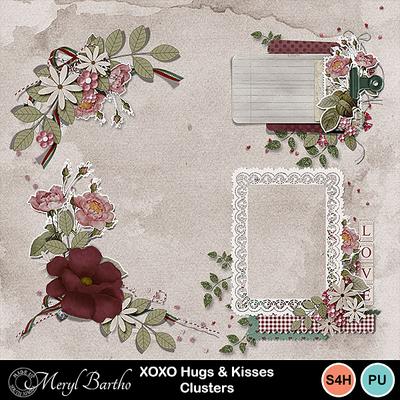 Clusters_xoxohugs_kisses