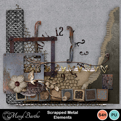 Scrappedmetal-elements