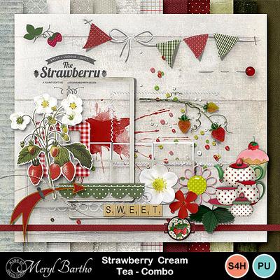 Straberry_creamtea_combo