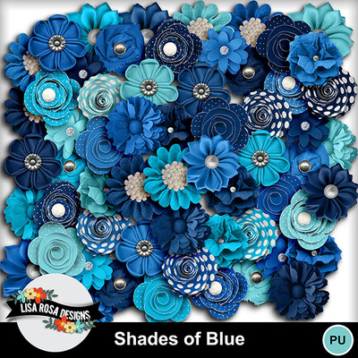 Lisarosadesigns_shadesofblue_flowers