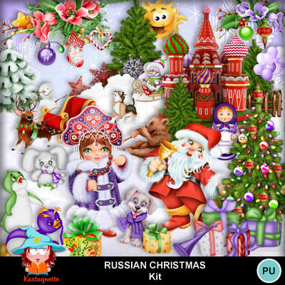 Kastagnette_russianchristmas_pv