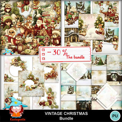 Kastagnette_vintagechristmas_fp_pv