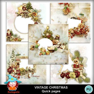 Kastagnette_vintagechristmas_qp_pv