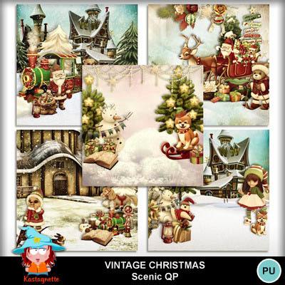 Kastagnette_vintagechristmas_scenicpv
