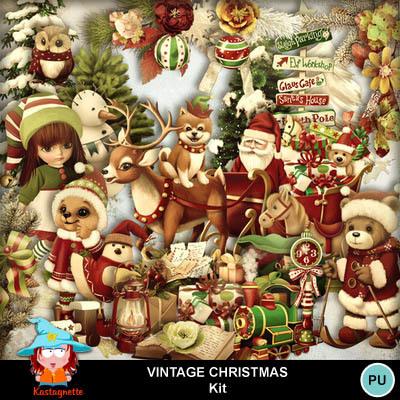 Kastagnette_vintagechristmas_pv