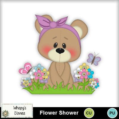 Wdcuflowershowercapv