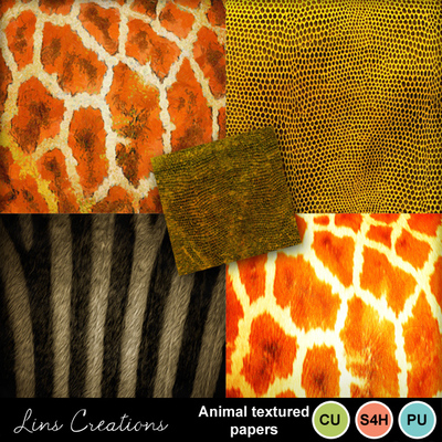 Animal_textured_papers