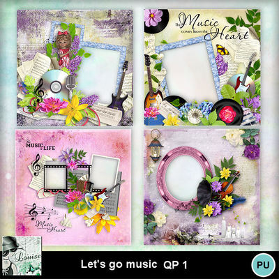 Louisel_lets_go_music_qp1_preview