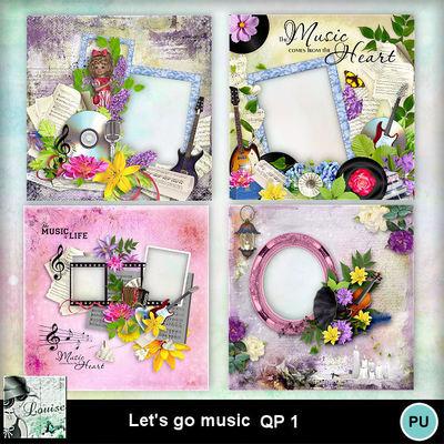 Louisel_lets_go_music_qp1_preview
