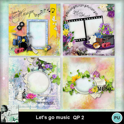 Louisel_lets_go_music_qp2_preview