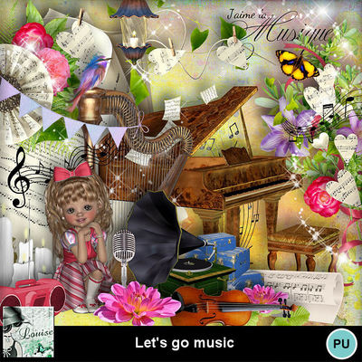 Louisel_lets_go_music_preview