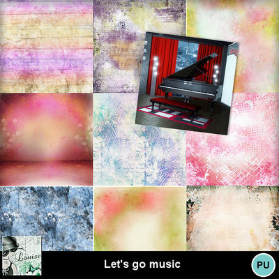 Louisel_lets_go_music_papiers2_preview