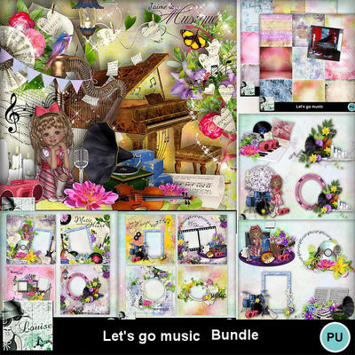 Louisel_lets_go_music_pack_preview