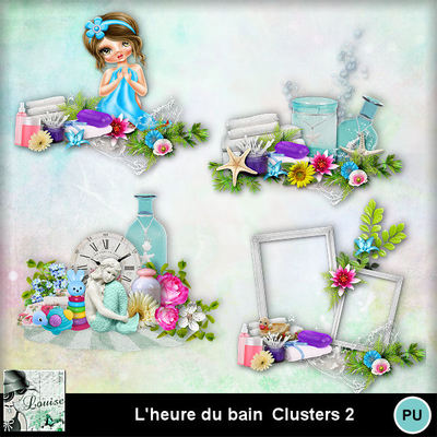 Louisel_lheure_du_bain_clusters2_preview
