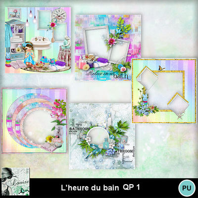 Louisel_lheure_du_bain_qp1_preview