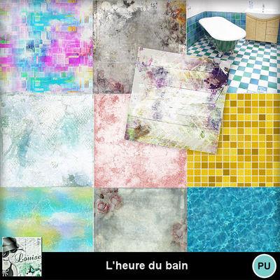 Louisel_lheure_du_bain_papiers1_preview