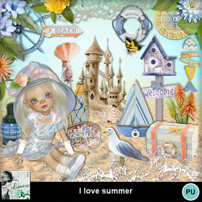 Louisel_i_love_summer_preview