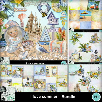 Louisel_i_love_summer_pack_preview