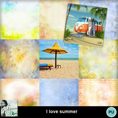 Louisel_i_love_summer_papiers_preview