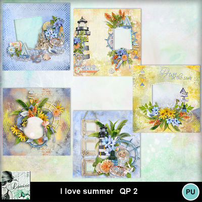 Louisel_i_love_summer_qp2_preview