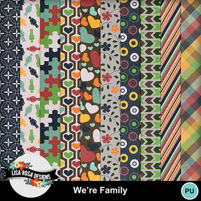 Lisarosadesigns_werefamily_paper1