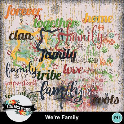 Lisarosadesigns_werefamily_whimsies
