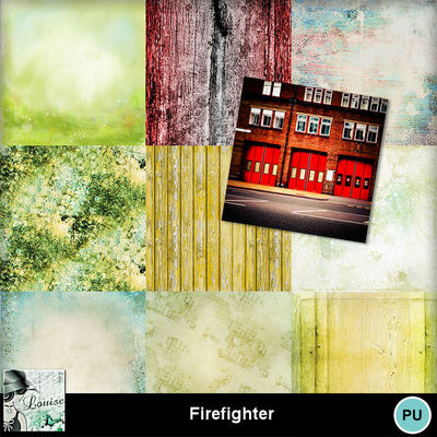 Louisel_firefighters_papiers2_preview