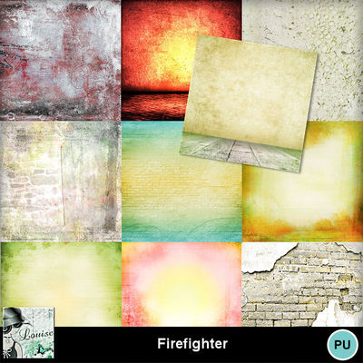 Louisel_firefighters_papiers1_preview