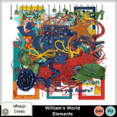 Wdwilliamsworldelpv