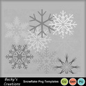 Snowflake_png_templates_small