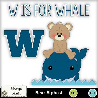Wdcubearalpha4capv