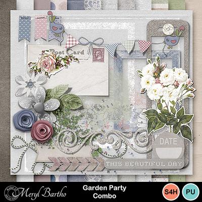 Gardenparty-combo